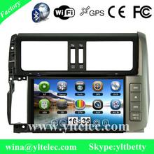 Car Multimedia Head Unit for Land Cruiser Prado 150 with GPS