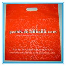 promotional foldable polyester shopping bag