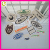 Top quality Brand artwork pvc logo