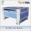 china high speed auto feeding fabric laser cutting machine price