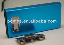 New Desigh Portable Power Bank 12000mah For Smartphone