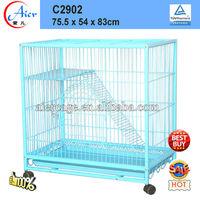 pet supply metal cat crate