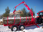 1400 Knuckleboom Log Loader