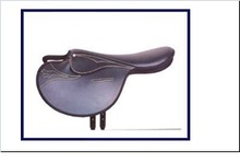 Racing Saddle Made of Leather