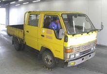 TOYOTA DYNA DOUBLE CAB TRUCK / 14B ENGINE