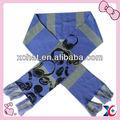 2013 fashio acrylique belle imprimés foulards
