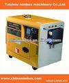 Buena semiautomático generadores Diesel ashok leyland del motor Diesel