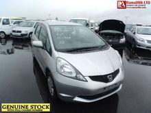 Stock#33960 HONDA FIT USED CAR FOR SALE [RHD]