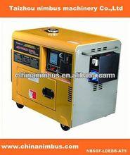 OEM semi-automatic Diesel Generators fuel economy for cars