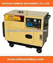 nice price semi-automatic Diesel Generators mtu engine