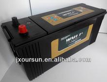auto spare part 12v lead acid battery gel battery auto battery NS150 MF WHLI