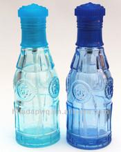 color glass perfume bottles