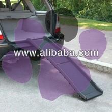 Boxed Bi Fold non slip Ultra Lightweight Light Travel Pet Dog Ramp for Vehicles