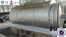 2013 Tire Recycling Machine to Pyrolysis Oil Made for Africa