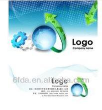 Foil printing business cards popular