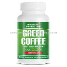 Melhor qualidade PURE verde cápsulas de café