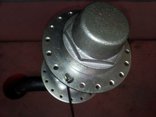 motorcycle 125cc wheel hub parts