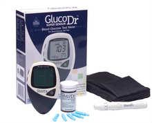 Gluco dr Super Sensor Glucometer