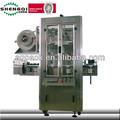 Máquinas automáticas de fábrica Chocolate Cans luva Labeling máquina