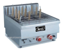 KITCHEN EQUIPMENT - GAS NOODLE COOKER 6-HEAD
