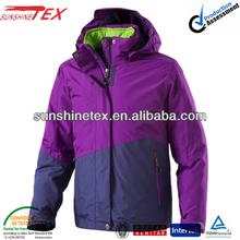 2014 women winter ski snow suit ski jacket for outdoor