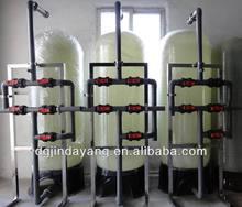 5000 liters/hr Quartz Sand Filter w/FRPl Tank for Sea water
