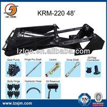 """KRM 220-48"""" hydraulic accumulator"""
