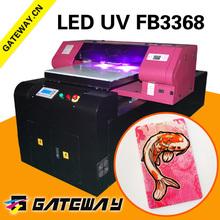 Fastest 1440dpi PVC printer PVC board printer PVC sheet uv printing machine demo video on youtube