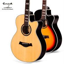Enya guitarra E18 serie, Rosetones de guitarra