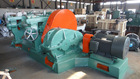 two roll rubber open mixing mill machine/open mill rubber mixing machine