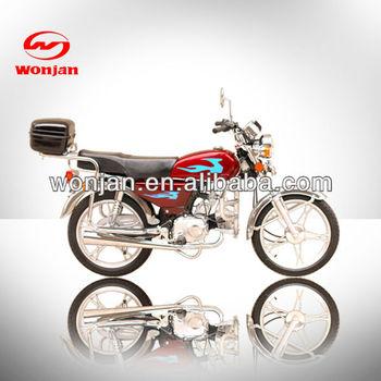 Cheap new 50cc street legal motorcycle (WJ50)