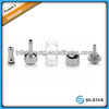 Bilstar Wholesale bottom coil clearomizer Hot Selling Glassomizer Changeable Coil Protank
