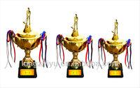 Kids trophies enamel/metal sports trophy for children/soft enamel trophy awards
