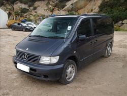 2002 MERCEDES VITO AMBIENTE 7SEATS 2151cc Diesel AUTO FWD MPV
