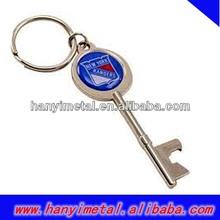 Custom key to my heart bottle opener