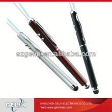 3 in 1 laser pointer stylus delux pen pen
