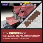 Light Weight New Build Textured Metal Corrugated Roofing Sheet