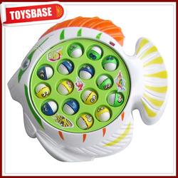 Robot fish toy
