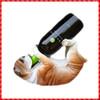 2014 High quality resin custom SharPei Dog Wine Holder