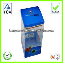 china box packaging/blister plastic tray/plastic storage box