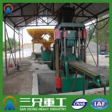 360ton high mechanical pressure high strength automatic concrete paver&brick making machine