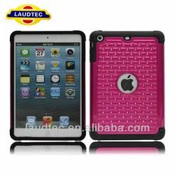 Bling Diamond Case for iPad mini 2, 2 in 1 Rubber Crystal Hard Case for iPad mini ii