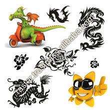 Body tattoo sticker / promotional tattoo / tattoo for children