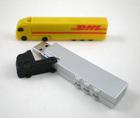 cool usb flash drive 3d pvc truck/lorry/track/wagon usb/pendrive china factory 512mb,1gb,2gb,4gb,8gb,16gb;32gb,64gb
