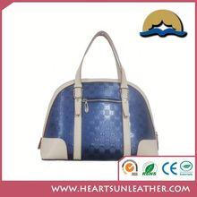heartsun leather products korean hobo pu leather handbag