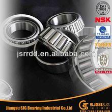 steel cage taper roller bearing/Timken/RHP/SJG&SJG BRAND ORIGINAL/MADE IN HIGH QUALITY