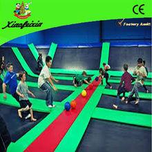 ,commercial trampoline,indoor trampoline game zone