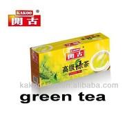 Kakoo green tea wholesaler green tea wholesale green tea supplier from China