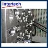 Plastic cap manufacturing process