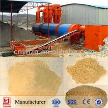 Sawdust, Sand, Coal, Clay Indirect Rotary Dryers Equipment